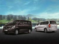 The New Hyundai H-1 & Grand Starex