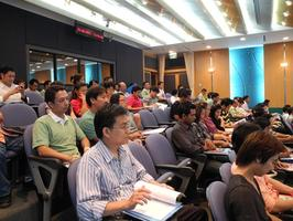 การจัดสัมมนาวิชาการ ณ ศูนย์พันธุวิศวกรรมศาสตร์และเทคโนโลยีชีวภาพแห่งชาติ