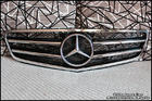 W204 C-Class Chrome Grille [C63 Style]