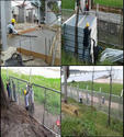 งานซ่อมปรับปรุงวางท่อระบายน้ำ บริเวณแนวรั้ว BTF (SITE GC7)