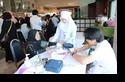 โรงพยาบาลนราธิวาสราชนครินทร์ ร่วมส่งและอำนวยพรแก่ผู้เดินทางไปประกอบพิธีฮัจย์