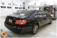 Benz W212 กับการอัพเกรดภาพเข้าจอเดิมด้วย  Av interface