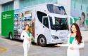 รถโมบายล์ สมาร์ท โซลูชัน ดิลิเวอรี โฉมใหม่ใส่ EcoStruxure ควบคุมผลิตภัณฑ์แบบออนไลน์ได้ทั้งระบบ