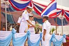 ผู้บัญชาการทหารเรือ เยี่ยมอำลาหน่วยขึ้นตรงกองทัพเรือในพื้นที่ภาคตะวันออก โดยสุเทพ ช่วยปัญญา เรื่อง-ภาพ
