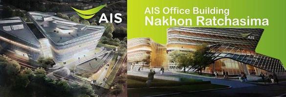 ขอบคุณ Syntec & AIS นะครับที่ไว้วางใจ เรา ออกแบบ ติดตั้ง และดูแลงานระบบ OM   Solar Rooftop 60kw  บนอาคารสำนักงาน AIS  นครราชสีม