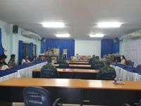ประชุมเตรียมความพร้อมการป้องกันควบคุมโรค โควิด-19
