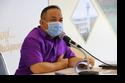 โรงพยาบาลนราธิวาสราชนครินทร์ ร่วมประชุม EOC จังหวัดนราธิวาส วันที่ 27 พ.ค. 63