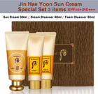 **พร้อมส่ง**The History of Whoo Jin Hae Yoon Sun Cream SPF50+ PA+++ Set 3 items