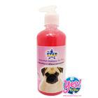 แชมพูสำหรับปั๊กและบูลด็อก เฟรนฯ สุนัขผิวแพ้ง่าย เบาะบาง ป้องกัน อาการคันสำหรับสุนัข 500 มล.