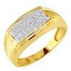 แหวนเพชร ทอง 90% เพชร 0.42 ct.