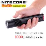 ไฟฉาย Nitecore EA45S 1000 Lumens (AAx4)