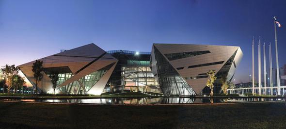 มหาวิทยาลัยกรุงเทพ อาคาร BU Diamond