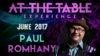 Paul Romhany - At the Table Live Lecture