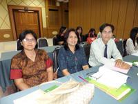 ประชุมเชิงปฏิบัติการจัดทำรายงานผลการประเมินตนเองของสถานศึกษา