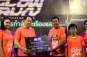คลื่นวิทยุ GET 102.5 จัดงานวิ่งการกุศล GET GLOW RUN เพื่อนำรายได้ส่วนหนึ่งให้แก่ สมาคมกีฬาคนตาบอดแห่งประเทศไทย