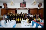 ต้อนรับผู้บริหาร คณะครู และบุคลากรทางการศึกษา โรงเรียนประทิววิทยา