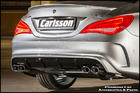 W117 CLA Carlsson Rear Diffuser