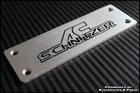 AC SCHNITZER Floor Mat Alloy Emblem V.2