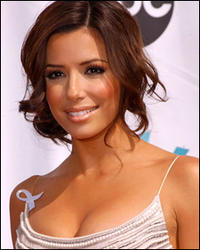 Eva Longoria's Shoulder Length Hairstyle