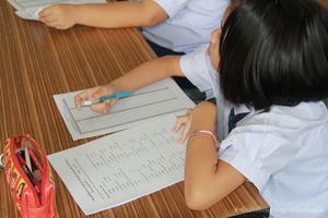 โครงการสอบแข่งขันคนเก่ง นักเรียนโรงเรียนสังกัดเทศบาลเมืองร้อยเอ็ด ประจำปี 2561