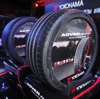 YOKOHAMA ส่งยาง Advan Sport V105 ป้อนรถหรู