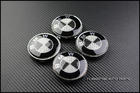 BMW Carbon Wheel Center Caps [Black]