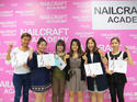 CND Shellac Vinylux with Additive workshop 8 เมษายน 59