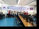 นักศึกษาจาก Mirim Meister School ได้ศึกษาเรียนรู้เรื่อง IT แผนกวิชาอิเล็กทรอนิกส์