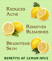 12 ประโยชน์ของน้ำมะนาวสำหรับผิวหน้า