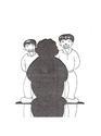 จอมโกง จอมภู ตอนที่1 จิ้งจกทัก โดยอินทรีดำ ลายเส้น-ปัณณิกา เปาอินทร์