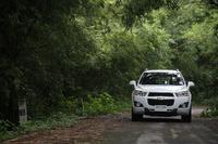 New Chevrolet Captiva SUV ดูแลทุกเรื่องสำคัญของชีวิตครอบครัวได้อย่างครบถ้วน