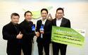ครั้งแรกของไทย!! เอไอเอส มอบความเร็วสูงสุด 700 Mbps  บนเครือข่าย 4.5G ที่เร็วที่สุดในประเทศ