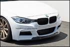 BMW F30 ARKYM Carbon Fiber Front Lip [For M-Tech]