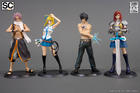 Pack Standing Characters Fairy Tail Scale 1/12 [By Tsume]