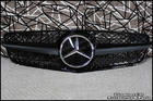 W204 C-Class Real 3M Grille [SL Style] V.1
