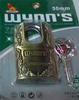 กุญแจประตูลายหลุยส์ หุ้มก้าน WYNN