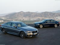 The All-New BMW 5 Series sedan