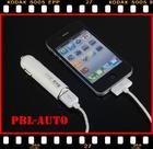 สายชาร์ตโทรศัพท์มือถือในรถ สายชาร์ตไอโฟนในรถ ชาร์ตไอโฟนในรถได้ง่ายๆ iPhone4/4s/5 charger