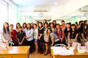 Lady NaWorkshop สปาและพาราฟินทรีตเม้นต์ สำหรับสมาชิกจำนวน 20 ท่าน ในวันที่ 19 กุมภาพันธ์ 2554