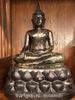 พระพุทธรูปปางมารวิชัย-จากหินแร่อาปาเช่-37000บาท