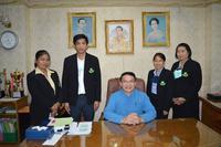 10 มี.ค. 2564 ดร.พิเชฐ โพธิ์ภักดี ศึกษาธิการภาค10 เยี่ยมโรงเรียน