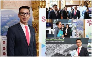 กนอ. ปลื้มนักลงทุนไทย-ต่างชาติเตรียมลงทุน �สมาร์ทปาร์ค�