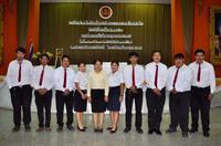 ฝึกซ้อมรับพระราชทานปริญญาบัตร สถาบันการอาชีวศึกษากรุงเทพมหานคร