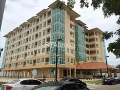 อาคารที่พักผู้เข้ารับการฝึกอบรม 7 ชั้น สำนักงาน ป.ป.ช.
