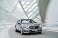 The new S-Class: Vision accomplished.