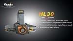 ไฟฉายคาดหัว Fenix HL30 (2*AA) 200LM