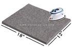 แผ่นรองรีดสะท้อนความร้อน Natural Fiber Pressing Mat ขนาด 12x18 นิ้ว (Made in USA)