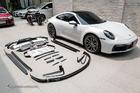 ชุดแต่งรอบคัน Porsche 992 Carrera ทรง Techart