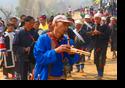งานประเพณีกินวอ ( ปีใหม่ลาหู่ )  ประจำปี 2553