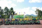 ร่วมโครงการปลูกไม้ยืนต้นเพื่อการอนุรักษ์ดินและน้ำ เนื่องในโอกาศวันเฉลิมพระชนมพรรษา 68 พรรษา
